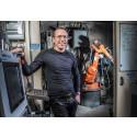 Nya miljoner till produktionsteknisk forskning på Högskolan Väst