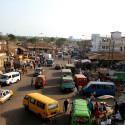 Lancering af ny forretning i Ghana