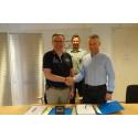 MAN Truck & Bus Norge signerte avtale med Forsvarets logistikkorganisasjon.