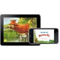 Ny pekbok med Mamma Mu & Kråkan – direkt som app