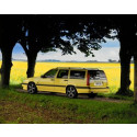 Modellen som siktade mot stjärnorna: Volvo 850 fyller 25 år.