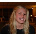 Rebecka Palm från Linköpings ASS trea på B1G Championships i Iowa