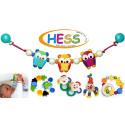 Nu lanseras tyska leksaksmärket HESS i butiken