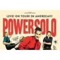 POWERSOLO:  Danish 'Donkey-Punk' Legends Pony Up USA Tour Dates Ahead of SXSW Showcase & New LP/EP Release