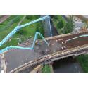 Invigning av nya Yllebron i Partille