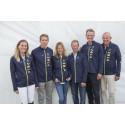 Swedish Olympic equestrian teams announced