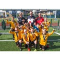 Stena Line rewards young talent at the Stranraer 400 football tournament