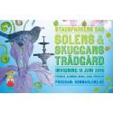 Invigning av Solen & skuggans trädgård 18 juni