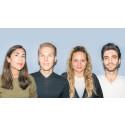 Fyra nya på B-Reels Stockholmskontor