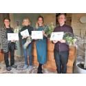 Region Blekinges kulturstipendier för 2018: fem stipendiater får 15 000 kr var