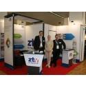 Neuer Messeauftritt von dem Logistikdienstleister ZTV auf der Internet World 2014 in München