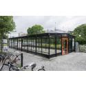 Pressinbjudan: Invigning av Örebros första offentliga cykelgarage, 24 juni kl.11