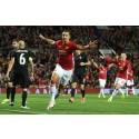 Manchester United nära Europa League-slutspel
