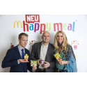 Happy Meal ab sofort immer mit Frucht