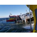 846 fall av sjöräddning under maj – augusti 2018