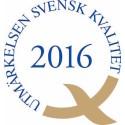 C2 Management tilldelas Utmärkelsen Svensk Kvalitet 2016