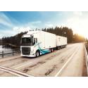 Volvo Trucksin Älykäs kuljetus -testijaksolla koulutus, seuranta ja suorituskykyinen kalusto paransivat tehokkuutta ja polttoainetaloudellisuutta