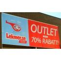 Lekmer.se öppnar fysisk outletbutik