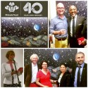 Creativity and hope.  The Prince's Trust's 'Evening of Art' to mark it's 40th anniversary was celebrated in style