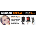 Lucy McHugh murder: appeal at cricket and football matches