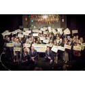 PRESSMEDDELANDE: Hungerprojektet får 5 miljoner kronor från PostkodLotteriet