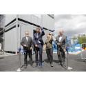 Invigning av världens första anläggning för förnybar energigas till stålindustrin i Höganäs