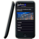 Om Fourstream® som skapar mobil webbplats till Radisson Blu Scandinavia Hotell i Göteborg.