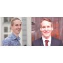 Två nya professorer i företagsekonomi utsedda vid Handelshögskolan