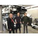 Strandberg klar för STCC – kör premiären för Lestrup Racing Team