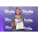 Helsby stroke survivor receives regional recognition