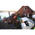 Nu rensas lantbruken i före detta Älvsborgs län från farligt avfall och skrot