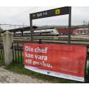 Insatser för att minska spårspringet på järnvägen mellan Sundsvall – Östersund – Storlien