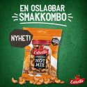 Hoppa på smakkarusellen - Fyra nya snacks från Estrella!