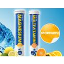 Vitaminer och mineraler för aktiva