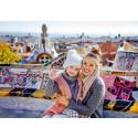 3 perfekte storbyferier med børn