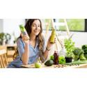 Vegetarisk kost - en nyhet hos Medborgarskolan
