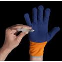 Unik handske fra Sperian mod nålestik
