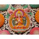 Smörskulpturer - munkar från Indien skapar konst i smör