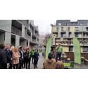 Förbo firade att det blir fler bostäder i Kungälv