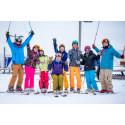 Første taiwanske skigjester i Trysil