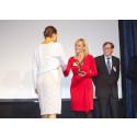 Bona AB tilldelas priset Export Hermes 2014