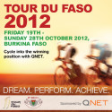 QNET announces sponsorship of Tour Du Faso