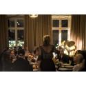 Azzi Glasser at Lydmar Hotel
