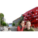 Pressinbjudan: Premiärvisning av nya lägenheter i Norra Djurgårdsstaden