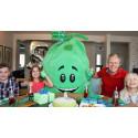 Hurra - Gröna Påsen fyller 5 år!