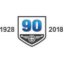 DAF 90 år- logga