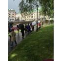 Lär känna 1600-talets Göteborg på en stadssittning, promenad eller vandring i sommar.