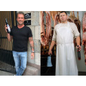 Christian Hellberg börjar en resa med grisar och galenskaper tillsammans med Hans Schwarz och The Butcher Pinot Noir 2016