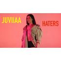 JUVIIAA - Ny svensk artist med debutsingeln Haters