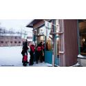 STF Abisko Fjällstation vinner Grand Travel Awards Ekoturismpris 2016
